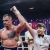 Алексей Егоров досрочно победил Латифа Кайоде
