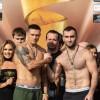 Мурат Гассиев и Александр Усик показали одинаковый вес