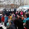 Центр прогресса бокса: 76 тысяч гостей посетило Рождественскую ёлку
