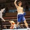 Спортивный врач Японской комиссии по боксу одержал победу на ринге