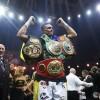 Александр Усик может потерять один из титулов чемпиона мира