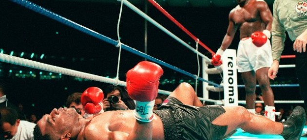 Бастер Дуглас, победивший Тайсона, восхищен победой Энди Руиса