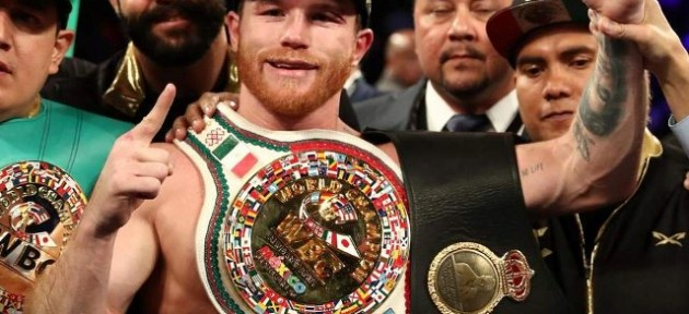 Канело Альварес стал «привилегированным» чемпионом WBC
