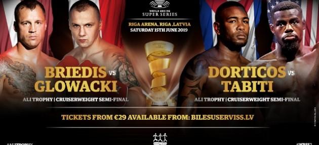 Майрис Бриедис: Это будет лучшее в мире боксерское шоу!
