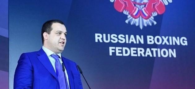 Умар Кремлёв: В ноябре AIBA выберет нового президента!