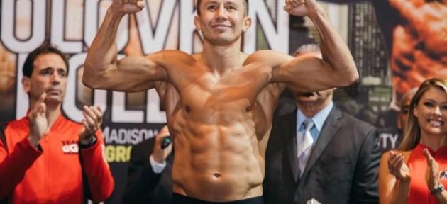 Геннадий Головкин нокаутировал Роллза в четвертом раунде