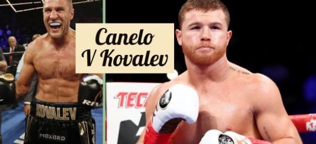 Канело Альварес хочет встретиться на ринге с Ковалевым