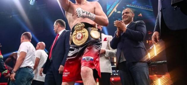 Большой бокс в Химках или Как Федор Чудинов дождался своего шанса
