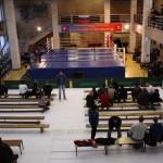 Зал бокса МГГУ
