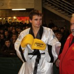 Ашот Иванович выводит своего ученика