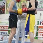 Подростки на ринге