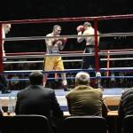 Упорный бой: Нергадзе против Аблиакимова