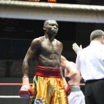 Агрессивный Исаак из Ганы