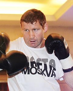 Экс-чемпион мира Султан Ибрагимов.Фото: www.trud.ru