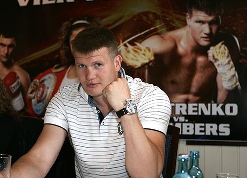 Александр Дмитренко. Фото boxing.de