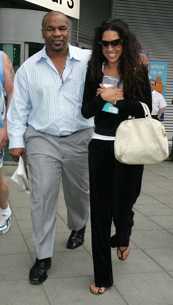 Великий Майк Тайсон женился в третий раз