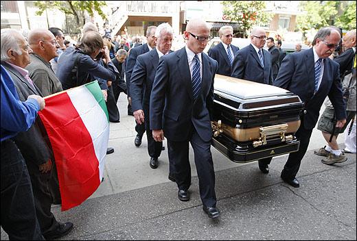 Прощание с Артуро Гатти (1)
