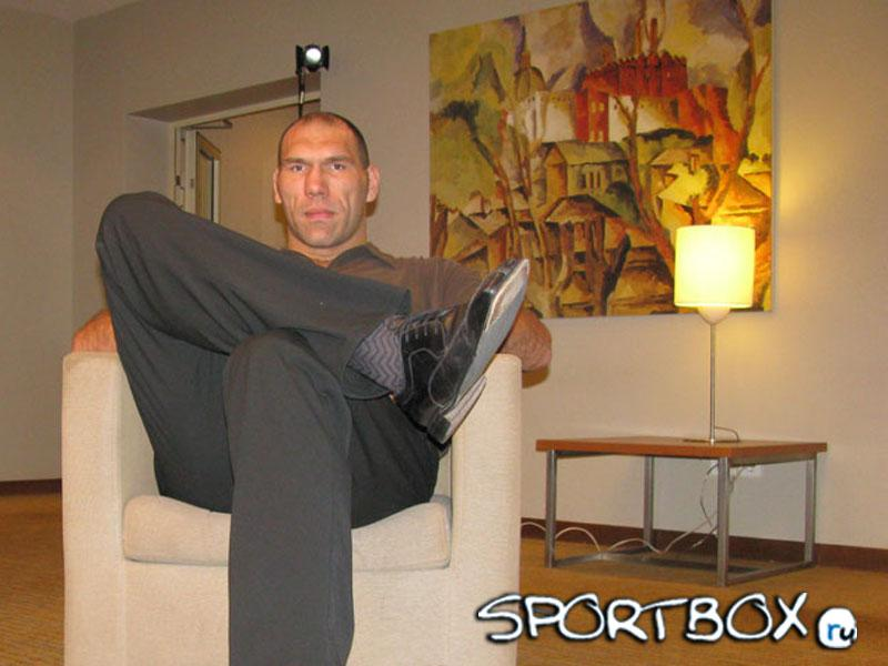 Николай Валуев: Виталий Кличко принял мой вызов (1)