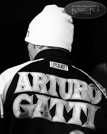 Артуро Гатти завещал всё своей жене (1)