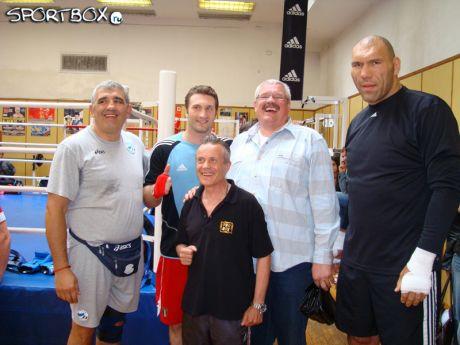 Валуев, Кличко и женский бокс... (2)