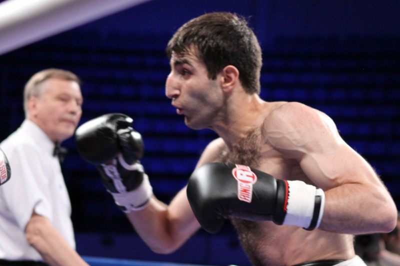 Турнир по профессиональному боксу памяти Эдмунда Липинского   (3)