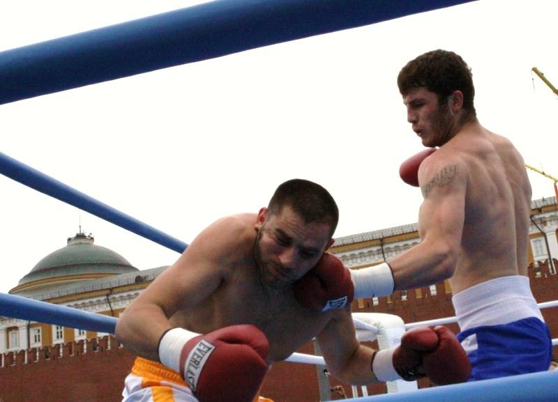 Турнир по профессиональному боксу памяти Эдмунда Липинского   (4)