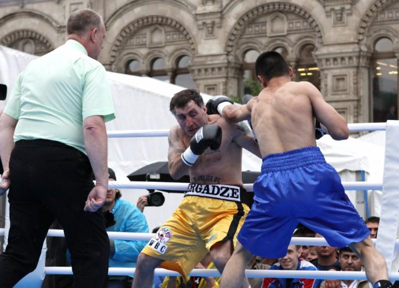 Турнир по профессиональному боксу памяти Эдмунда Липинского   (2)
