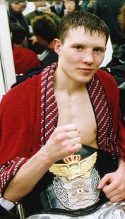 Саша Бахтин. Фото: www.boxing.jp