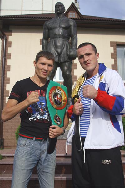Александр Бахтин проведет первый бой в России 12 декабря (1)