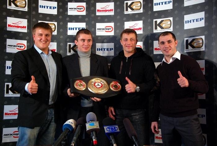 Заурбек Байсангуров снова выйдет на ринг (1)