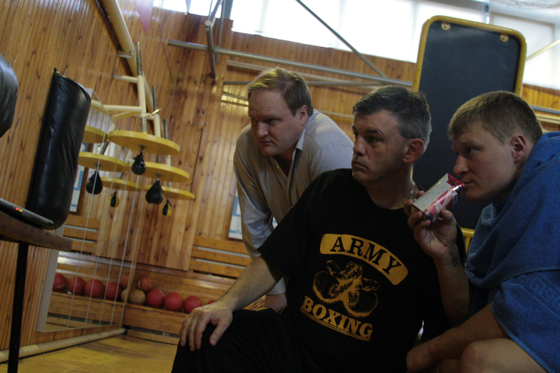 Александр Поветкин выйдет на ринг 5 декабря (1)