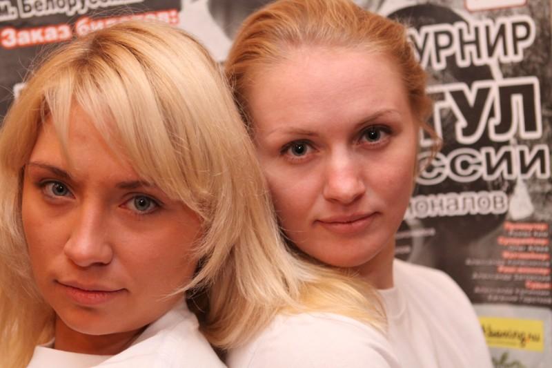 Елена Кондратьева и Светлана Кулакова