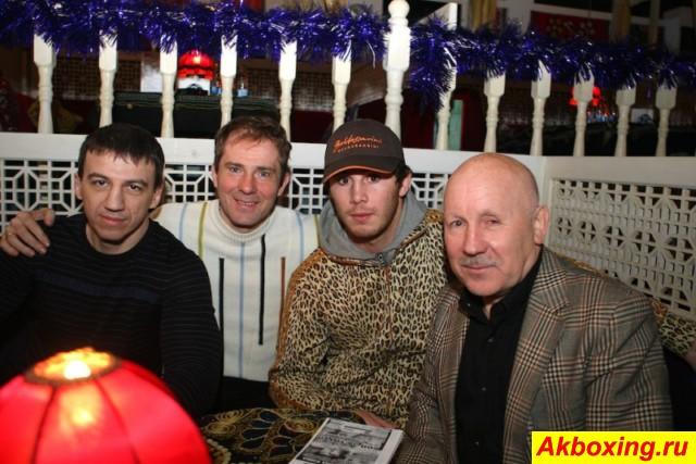 Александр Колесников, Алексей Васильев, Хетаг Козаев, Геннадий Савин на пресс-конференции в Москве