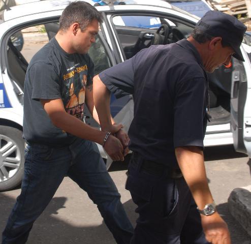 Аргентинский боксер Хорхе Родриго Барриос арестован (1)