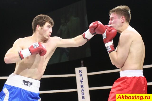 Хетаг Козаев в бою