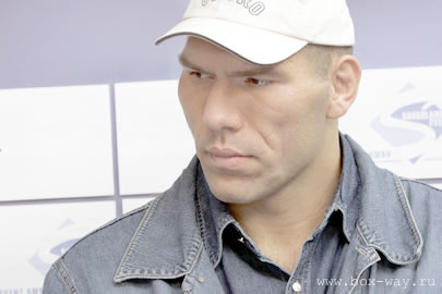 В Санкт-Петербурге состоится Кубок Николая Валуева (1)