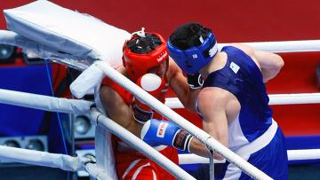Первенство Москвы по боксу среди юниоров (1)
