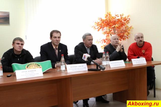Пресс-конференция в Ногинске (1)