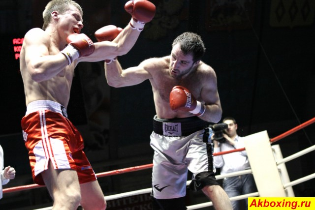 Итоги боксерского турнира в Ногинске (4)