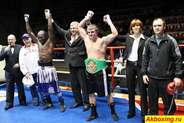 Итоги боксерского турнира в Ногинске (1)