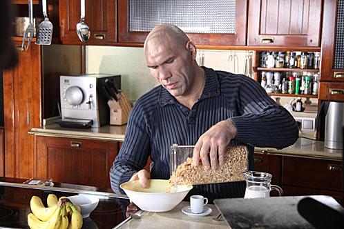 """Николай Валуев стал лицом """"Discovery Channel"""" (1)"""