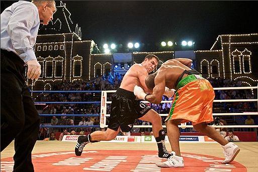 Интервью экс-чемпиона мира по боксу Олега Маскаева (1)