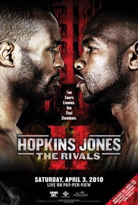 Бернард Хопкинс - Рой Джонс. Матч-реванш. (1)