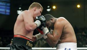 Парад профессионального бокса в Берлине (2)