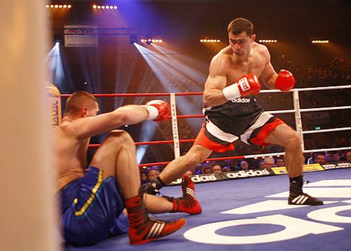 Чемпионская ночь Юниверсума (1)