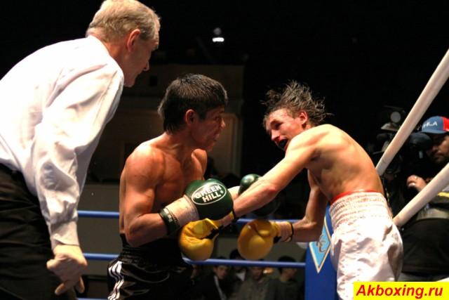 Боксерское шоу в Подольске (3)