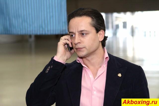 Юрий Фёдоров - вице-президент ФБР (1)