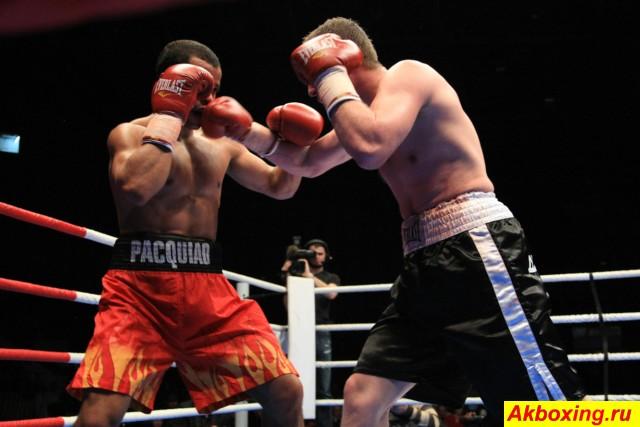 Профессиональный бокс в Красноярске. Как это было. (2)