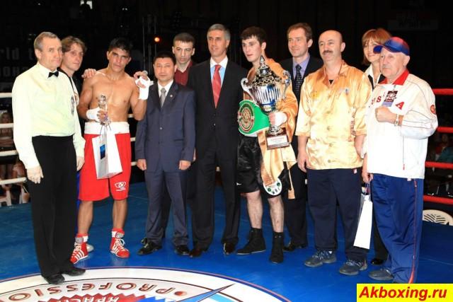 Профессиональный бокс в Красноярске. Как это было. (7)
