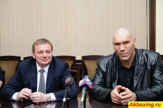 Николай Валуев в Сочи (2)